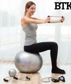 Set za fitnes trening
