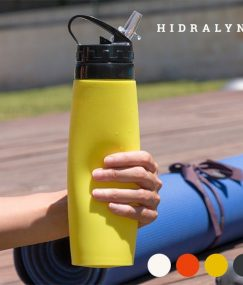 Sportska silikonska flašica