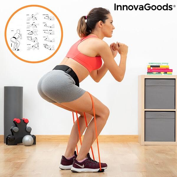 Pojas sa trakama za vežbanje s otporom