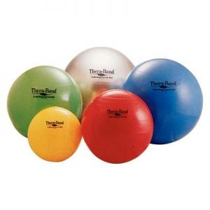 Pilates - fitnes lopta za vežbanje