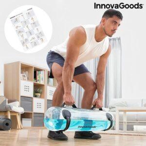 Vodena fitnes vreća za vežbanje - punjiva vodom